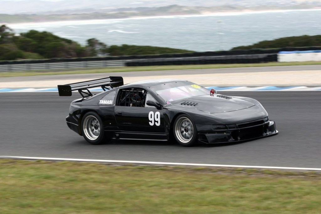 Steven Tamasi 300zx Carbon Fibre Race Car Sport Sedan